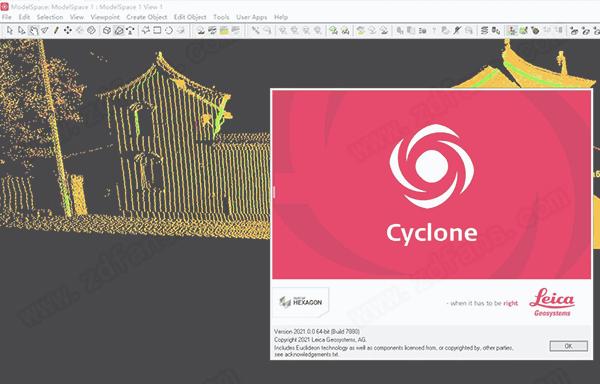 Leica Cyclone0
