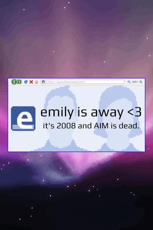 艾米莉不在