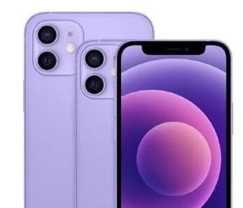 蘋果12紫色什么時候預售