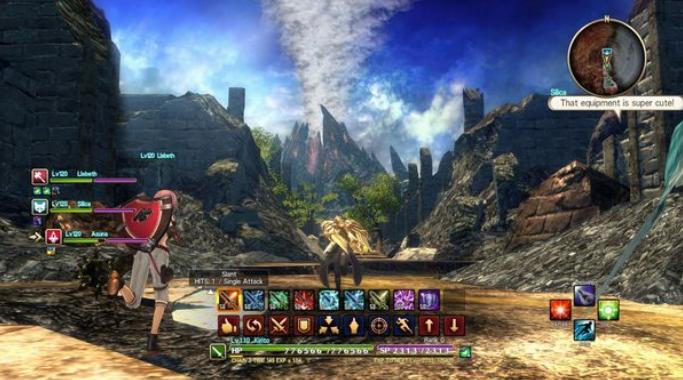 刀劍神域:虛空幻界