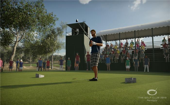 高爾夫俱樂部2019