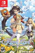 RemiLore少女與異世界與魔導書