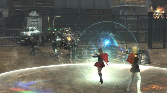 最終幻想:零式HD
