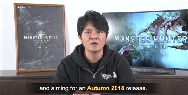 家用机版《怪物猎人:世界》1月26日登陆PS4 画面大幅优化